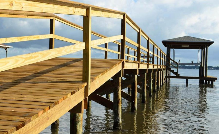 Custom Boat Docks, Custom Dock Construction Brevard County FL