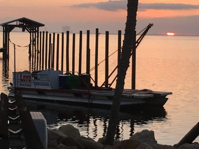 Boat Dock Repair, Dock Construction, Boat Dock Contractors - Loyd Custom Marine Brevard County FL