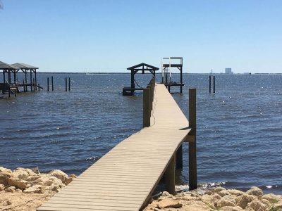 Custom Docks, Boat Dock Builder Brevard County FL